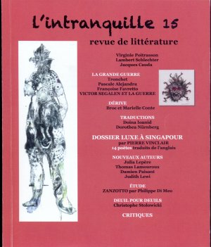 L'intranquille n° 15