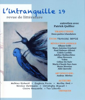 L'intranquille n° 19
