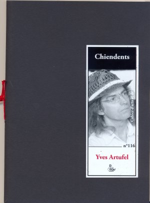 Chiendents n° 116 : Yves Artufel