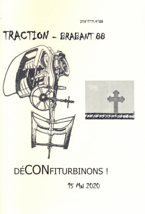 Traction-Brabant n° 88